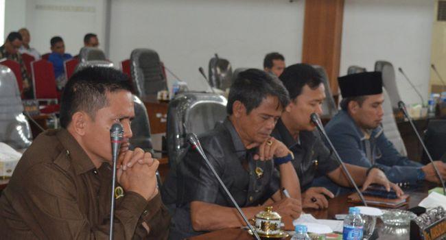 Pendapat Akhir Anggota DPRD